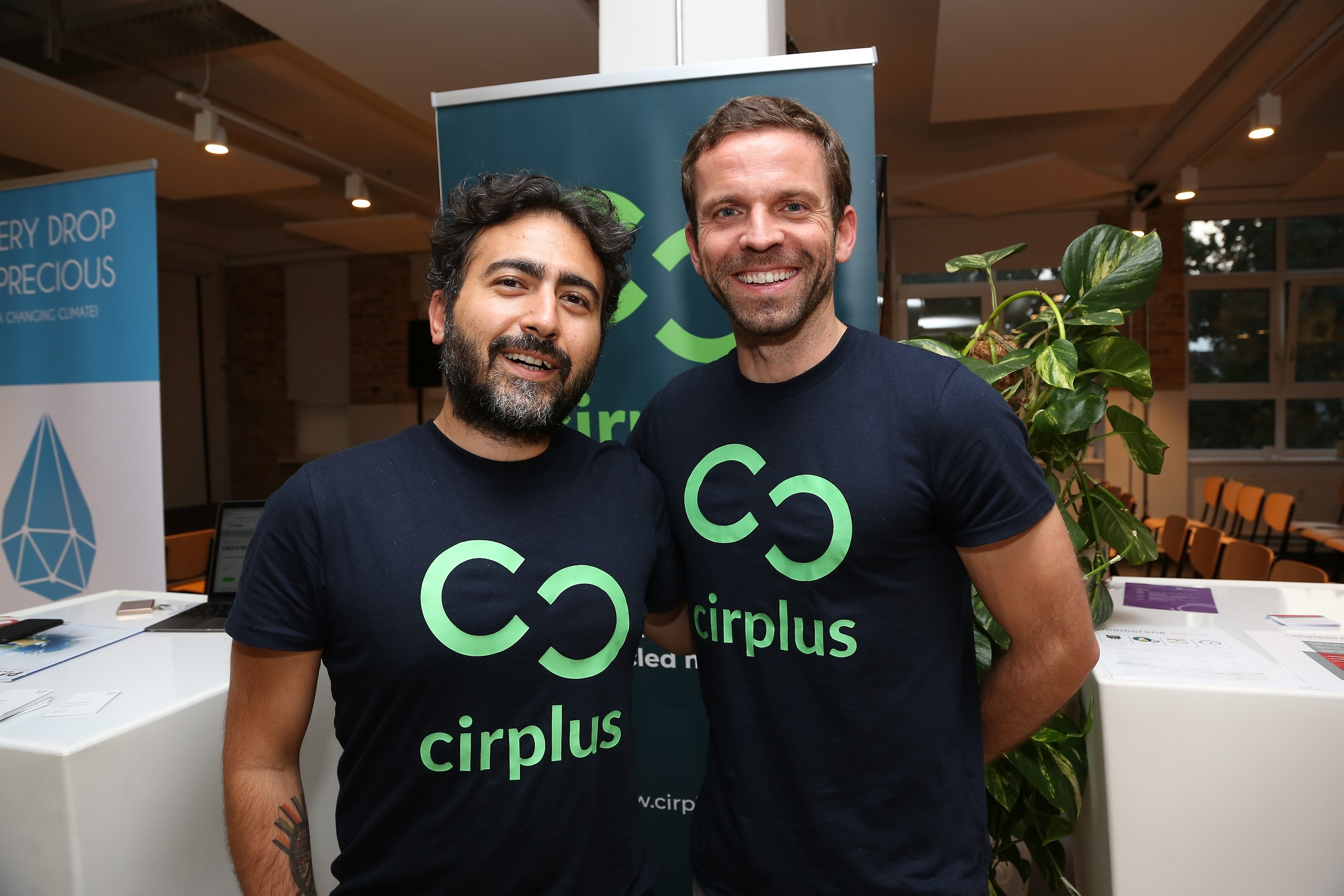cirplus admitted to DBU Green Start-up support programme
