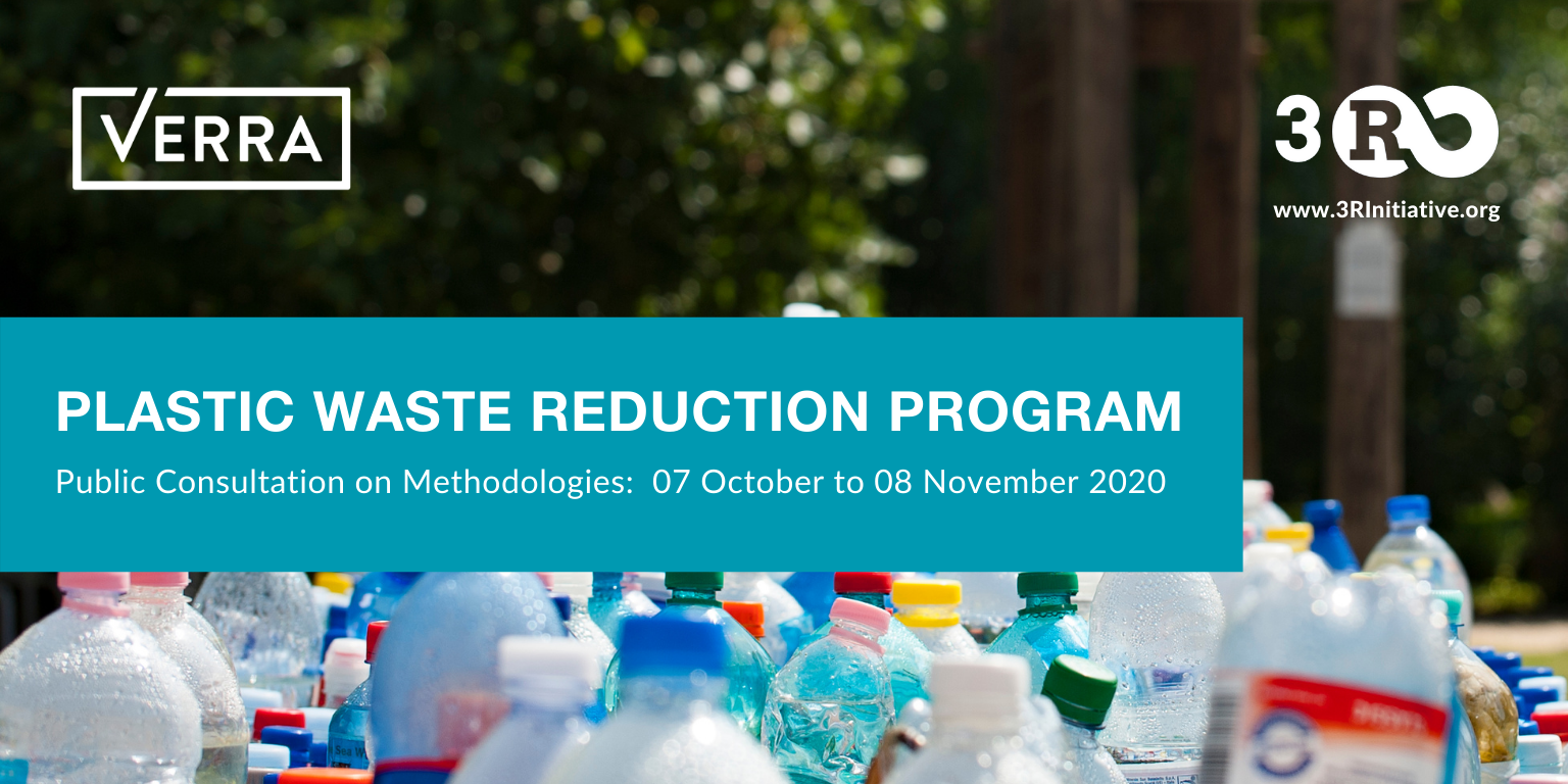 Public Consultation: Plastic Waste Reduction Program, and the Guidelines for Leadership in Plastic Accounting