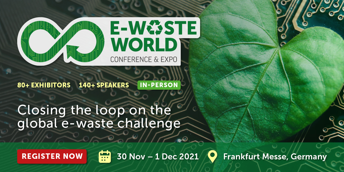E-Waste World Conference / Expo & Working Group Workshop